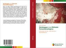 Couverture de Heidegger e o Método Fenomenológico
