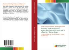 Buchcover von Sistema de tratamento anaeróbio com chicanas para efluentes domésticos