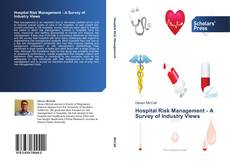 Hospital Risk Management - A Survey of Industry Views的封面