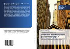 Bookcover of Preparation And Management Of Commercial Bank's Investment Portfolio
