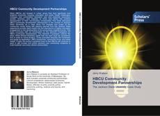 Buchcover von HBCU Community Development Partnerships