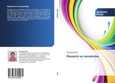 Copertina di Research on nematodes