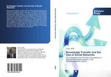 Borítókép a  Knowledge Transfer and the Use of Social Networks - hoz