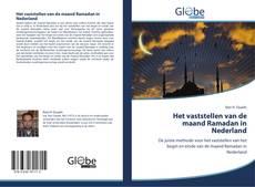 Bookcover of Het vaststellen van de maand Ramadan in Nederland