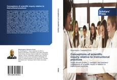 Bookcover of Conceptions of scientific inquiry relative to instructional practices