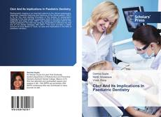 Bookcover of Cbct And Its Implications In Paediatric Dentistry