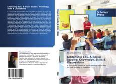 Capa do livro de Citizenship Edu. & Social Studies: Knowledge, Skills & Dispositions