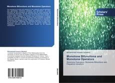 Couverture de Monotone Bifunctions and Monotone Operators