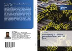 Buchcover von Serviceability of Concrete Beams Reinforced with FRP Bars
