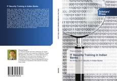 IT Security Training in Indian Banks kitap kapağı