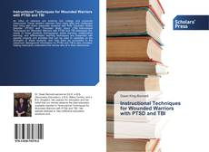 Buchcover von Instructional Techniques for Wounded Warriors with PTSD and TBI