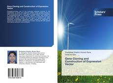 Gene Cloning and Construction of Expression Vector的封面