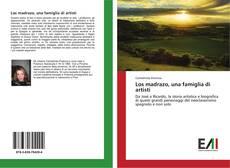 Buchcover von Los madrazo, una famiglia di artisti