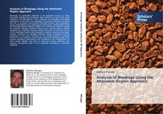 Bookcover of Analysis of Breakage Using the Attainable Region Approach