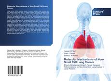 Couverture de Molecular Mechanisms of Non-Small Cell Lung Cancer
