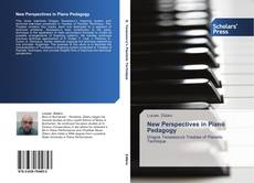 Обложка New Perspectives in Piano Pedagogy