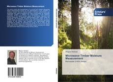 Bookcover of Microwave Timber Moisture Measurement