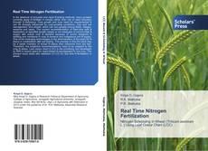 Bookcover of Real Time Nitrogen Fertilization