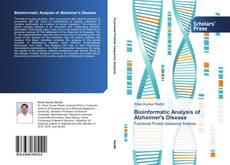 Обложка Bioinformatic Analysis of  Alzheimer's Disease