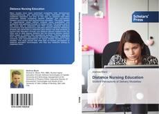 Bookcover of Distance Nursing Education