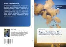 Bookcover of Biogenic Coalbed Natural Gas