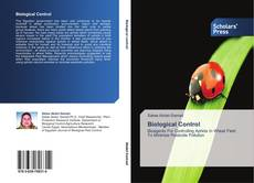 Buchcover von Biological Control