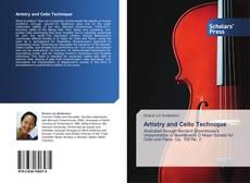 Couverture de Artistry and Cello Technique