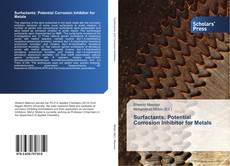 Portada del libro de Surfactants: Potential Corrosion Inhibitor for Metals