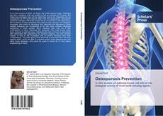 Bookcover of Osteoporosis Prevention