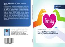 Capa do livro de Impact of Perinatal Loss Among Adolescent Parents