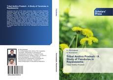 Capa do livro de Tribal Andhra Pradesh - A Study of Yarukulas in Rayalaseema
