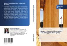 Buchcover von Brown v. Board of Education:   The Struggle & the Legacy