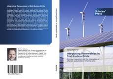 Couverture de Integrating Renewables in Distribution Grids