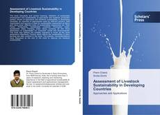 Bookcover of Assessment of Livestock Sustainability in Developing Countries