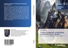 Bookcover of Tertiary Treatment of Municipal wastewater from Lagoons