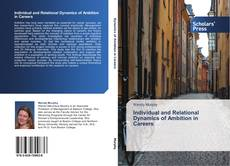 Buchcover von Individual and Relational Dynamics of Ambition in Careers