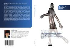 Capa do livro de 3D Object Reconstruction using Computer Vision