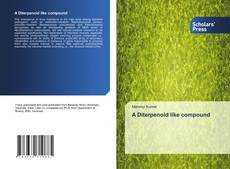 Bookcover of A Diterpenoid like compound