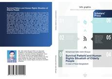 Обложка Survival Pattern and Human Rights Situation of Elderly People