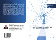 Buchcover von Artificial Neural Network (ANN)