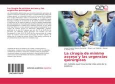 Bookcover of La cirugía de mínimo acceso y las urgencias quirúrgicas