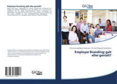 Buchcover von Employer Branding; galt eller genialt?