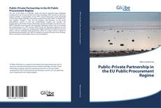 Обложка Public-Private Partnership in the EU Public Procurement Regime