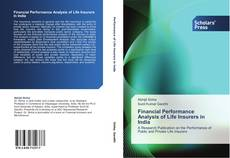 Couverture de Financial Performance Analysis of Life Insurers in India