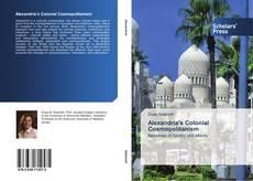 Alexandria's Colonial Cosmopolitanism的封面