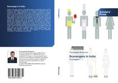 Bookcover of Scavengers in India
