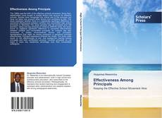Bookcover of Effectiveness Among Principals