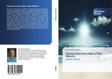 Bookcover of Voices from two sides of the Atlantic
