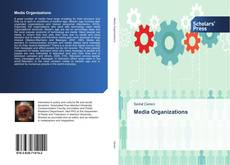 Media Organizations kitap kapağı