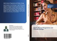 Copertina di Adult Literacy Programme and Climate Change
